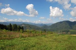 Fr. Ricardo's property in the hills above San Cristobal