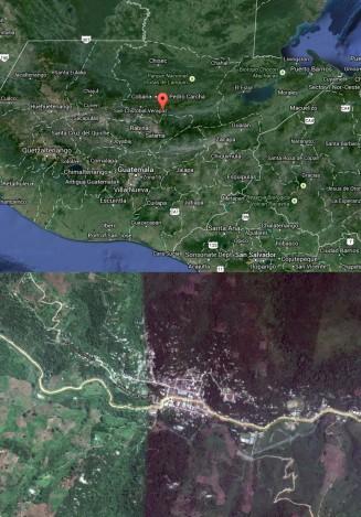 Aerial Map of Tamahu